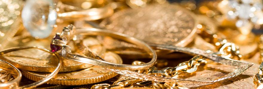 Acheter et vendre de l'or