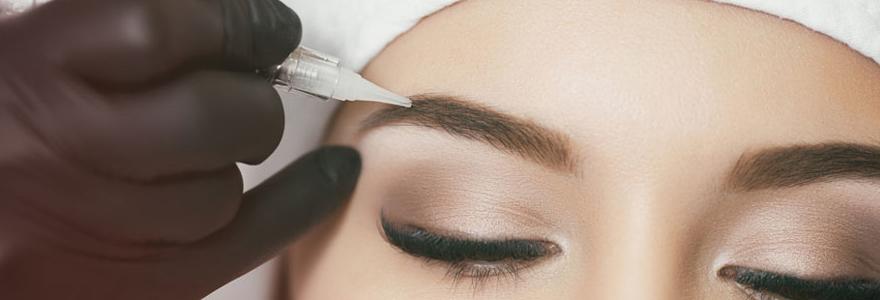 Centres de maquillage permanent