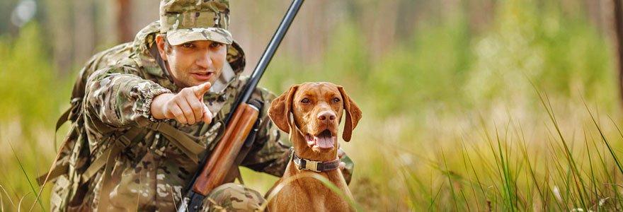 Chasse-en-compagnie-de-chiens