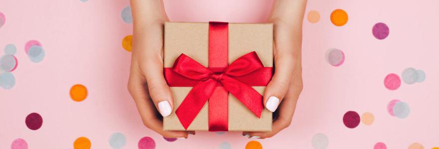 Cadeau idéal en fonction de votre budget