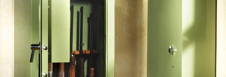armoire à fusil