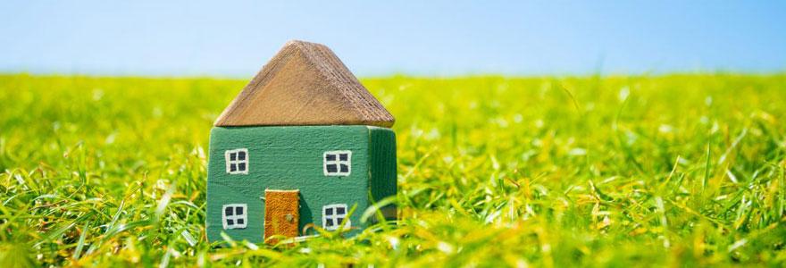Terrains et maisons à vendre