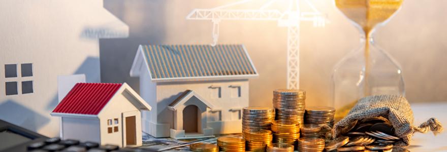 Le coût de construction d'une maison