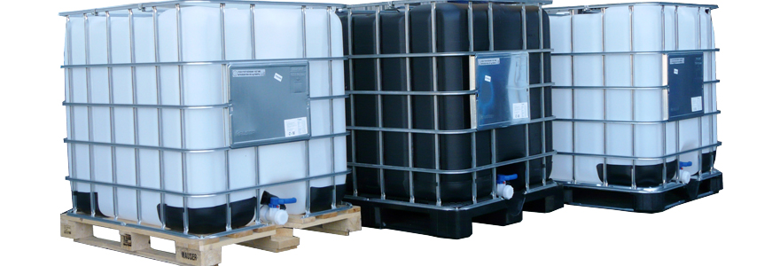 cuves IBC 1000 litres