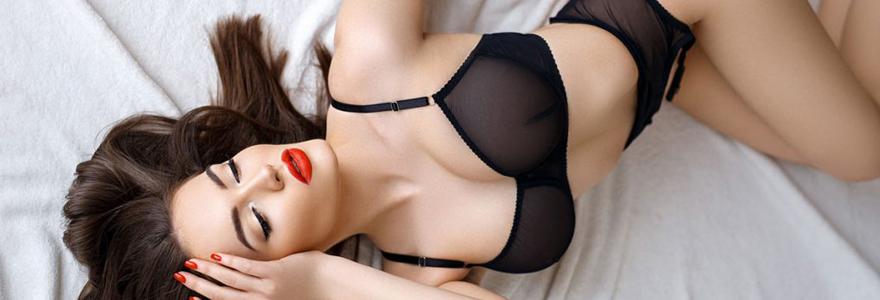 sous-vêtements de femme de qualité