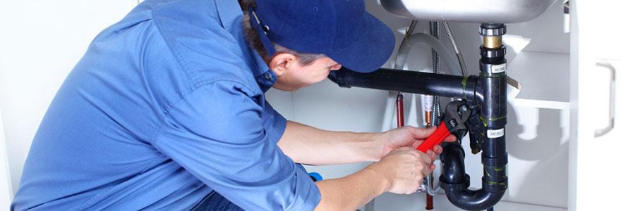 Artisan plombier en cas de fuite d'eau