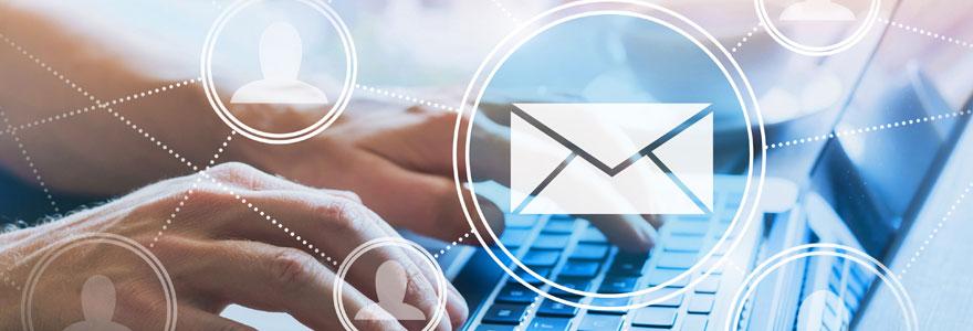 Rédiger un mail