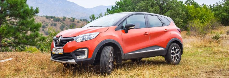 Renault neuve