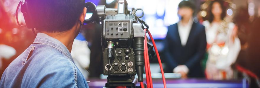 vidéo professionnel